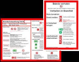 Brandschutz Brandschutzkonzept Brandschutzbeauftragte Brandschutzordnung Oregda GmbH Wolfschlugen Stuttgart