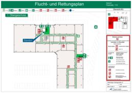 Brandschutz Brandschutzkonzept Brandschutzbeauftragte Flucht- & Rettungsplan Orgeda GmbH Wolfschlugen Stuttgart