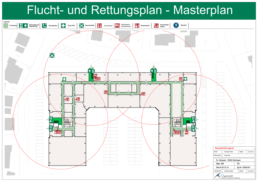 Brandschutz Brandschutzkonzept Brandschutzbeauftragte Flucht- & Rettungsplan Masterplan Orgeda GmbH Wolfschlugen Stuttgart