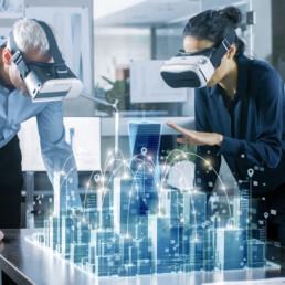 Augmented Reality in Architektur & Bau Orgeda GmbH Wolfschlugen Stuttgart