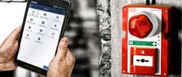 SiGeKo / Baustellensicherheit - Mobile Brandmelder Orgeda GmbH Wolfschlugen Stuttgart