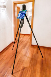 3D-Laser-Scanning Gebäude-Vermessung Orgeda GmbH Wolfschlugen Stuttgart