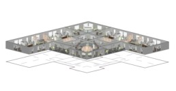 Büroraumplanung Büroplanung BIM Orgeda GmbH